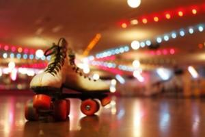 Roller skating & Movies