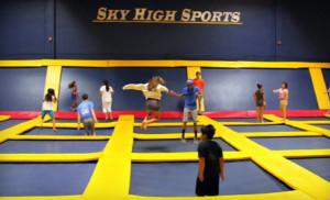 High Sports & Movie Trip