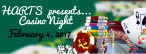 Casino Night! (Benefit for Camp Krem) @ Our Lady of Grace