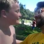 Autism, camping, camp krem