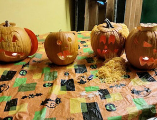 Spook-tacular Halloween Overnight