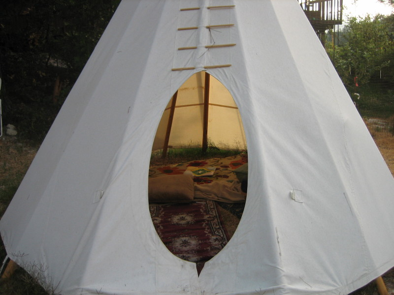 Sensory Tipi Benefits