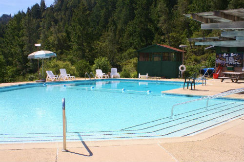 Swimming Pool Camp Krem Camping Unlimited