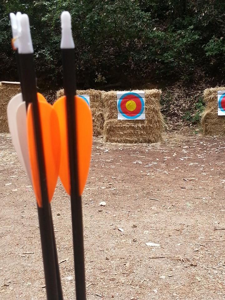 Camp Krem Archery Range