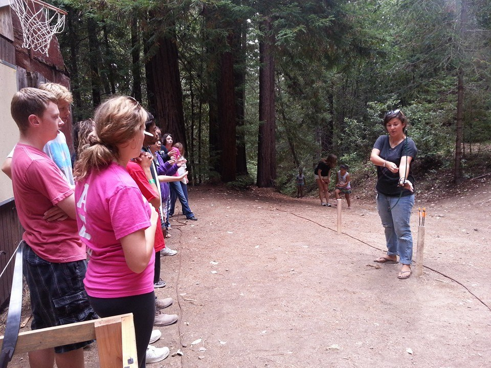 Camp Krem Archery Range