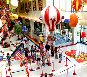Jelly Belly Factory, Fairfield