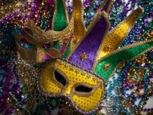 Mardi Gras Overnight at Camp Krem