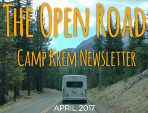 April 2017 Newsletter
