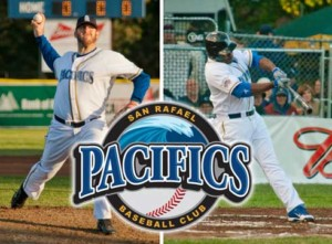 San Rafael Pacifics Baseball Game