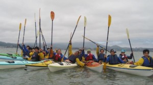 SF Bay Kayaking