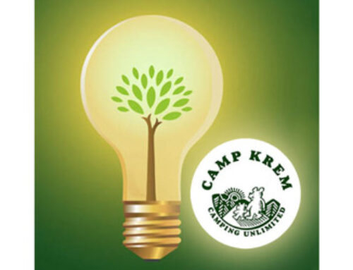 Camp Krem Gets Greener