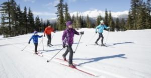 Cross Country Ski Trip @ Environmental Traveling Companions.
