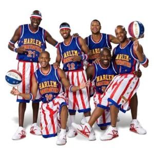 Harlem Globetrotters @ Oracle Arena