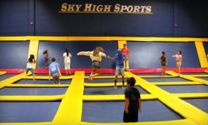 Sky High Sports and Playground!