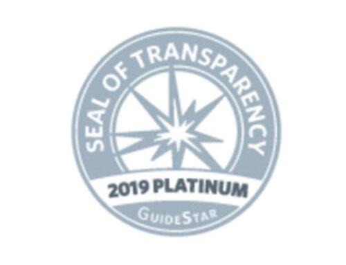 """Camp Krem awarded Guidestar """"Platinum"""" rating again"""