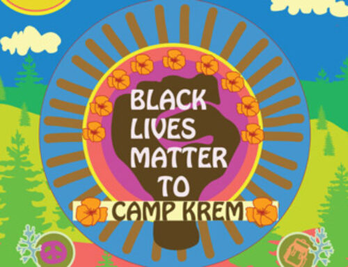Black Lives Matter to Camp Krem