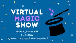 Virtual Magic Show @ virtual