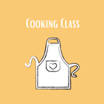 Cooking Class @ virtual