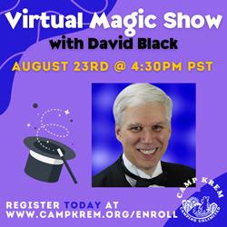 Magic Show with David Black